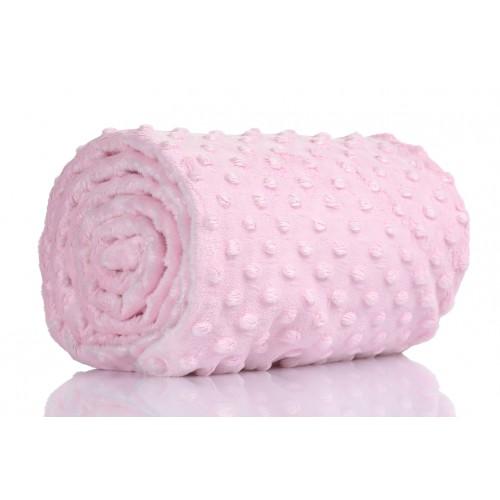 Minky380-Róż Pudrowy - kolor nr 4