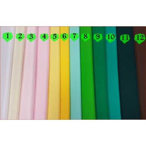 Brązowy - kolor nr 12