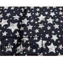 Gwiazdy Mix Białe na Granacie