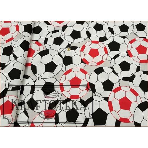 Piłki Nożne Czerwone