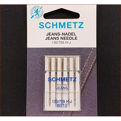 Igły Schmetz - JEANS 12/80