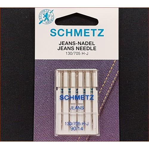 Igły Schmetz - JEANS 14/90