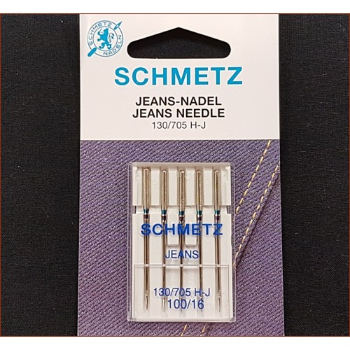 Igły Schmetz - JEANS 16/100