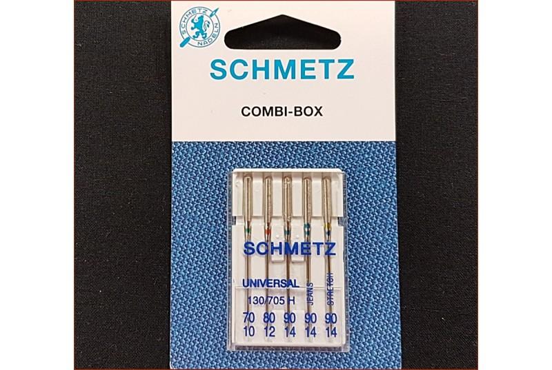 Igły Schmetz - Zestaw Uniwersalny
