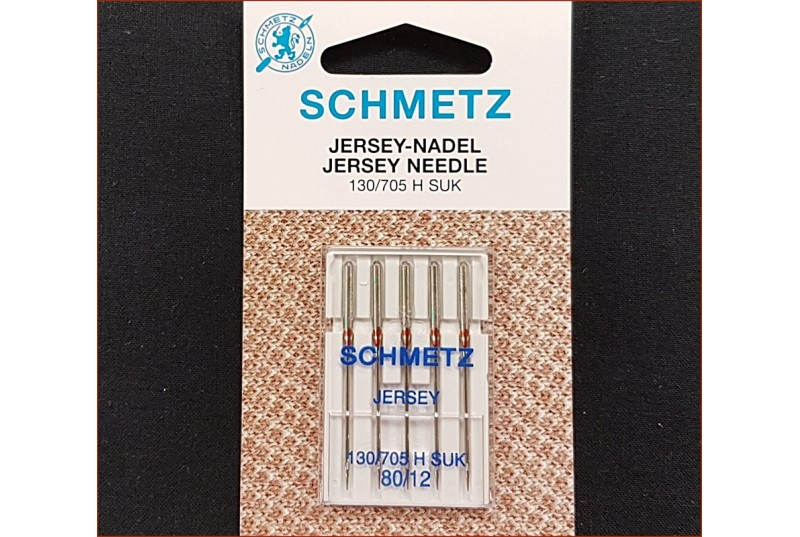 Igły Schmetz - JERSEY 12/80