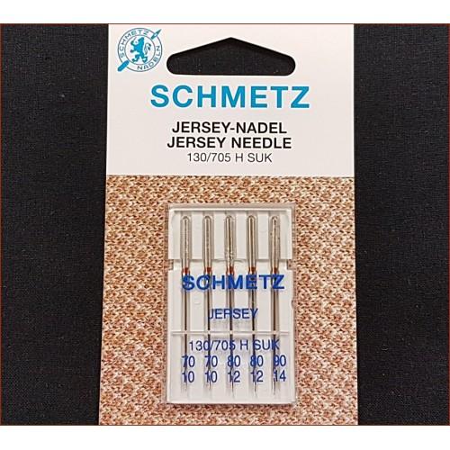 Igły Schmetz - Zestaw Jersey 70-90