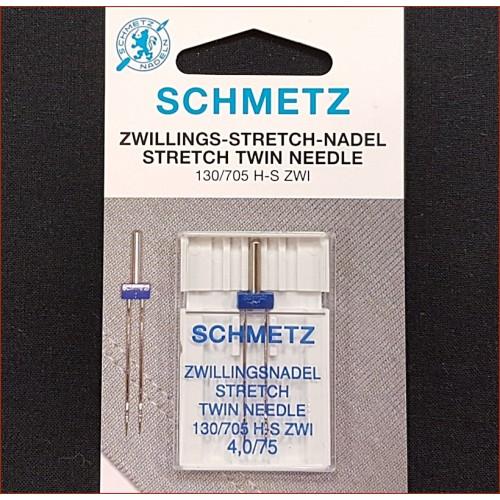 Igła Schmetz - STRETCH Podwójna 4,0/75