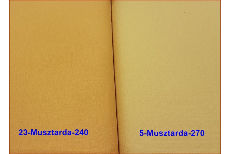 Dres-Mono-Musztarda-C