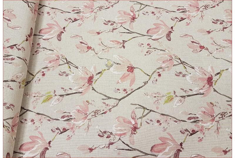 Kwiaty Magnolii - Dekor