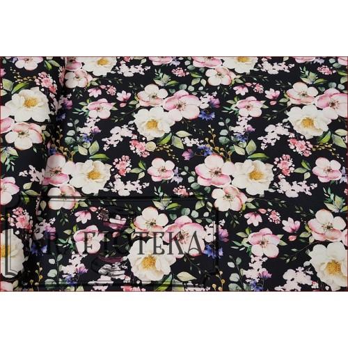 Kwiaty Jabłoni na Czarnym - Cyfra
