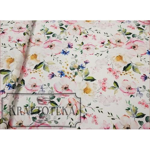 WOD-Kwiaty Jabłoni na Bieli
