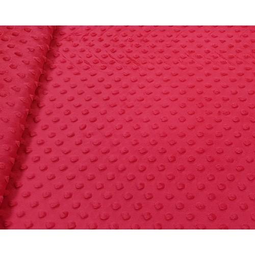 Minky280-Różowy Ciemny -kolor nr 17