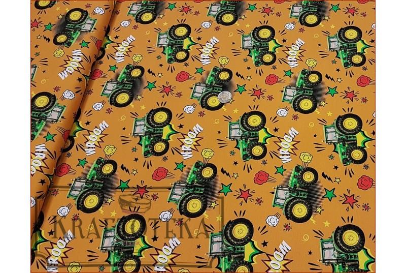 Traktory na Musztardzie -Cyfra