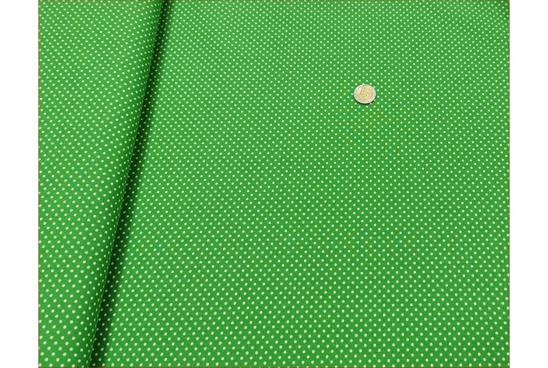 Maczek Biały na Zielonym