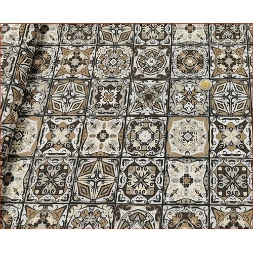 Mozaika Beżowa -Dekor
