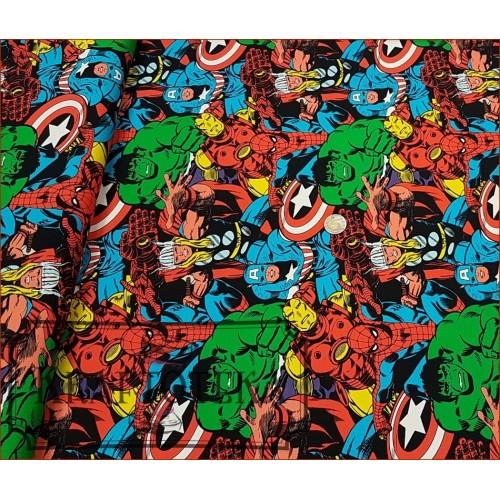 Bohaterzy Komiksów Marvel-Old  -Cyfra