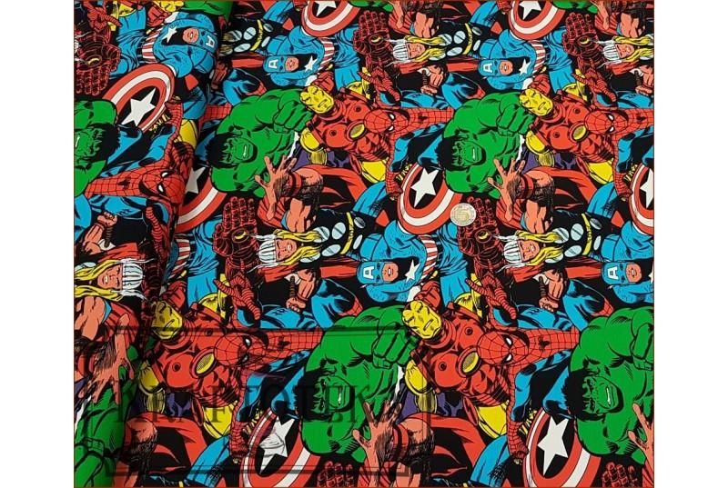 Bohaterzy Komiksów Marvel-2  -Cyfra