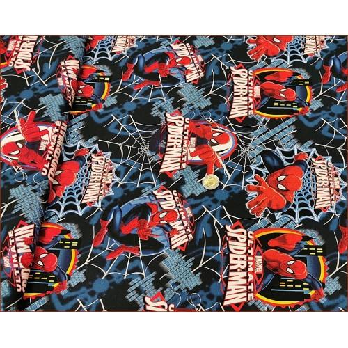 Spiderman w Sieci na Jeans -Cyfra