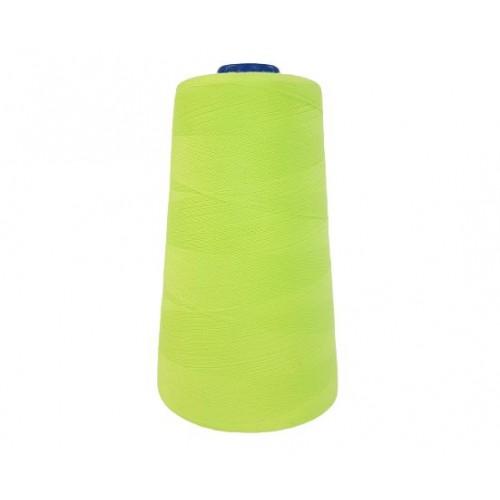 Nici Overlock-120 -1086 -Żółto-Zielone