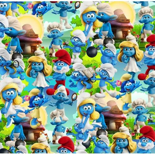 SMRF-ALL na Niebieskim -Cyfra