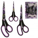 Nożyczki MEDIAC - M138 Kwiaty